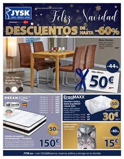 Ofertas de Hogar y muebles  en el folleto de JYSK en Málaga