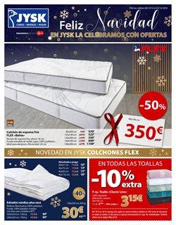 Ofertas de JYSK  en el folleto de Barcelona