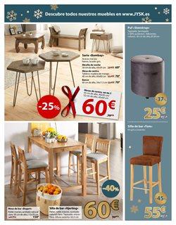 Ofertas de Puff  en el folleto de JYSK en Alicante