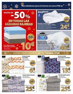 Ofertas de Funda nórdica  en el folleto de JYSK en Madrid