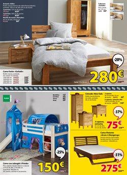Ofertas de Dormitorio juvenil  en el folleto de JYSK en Barcelona