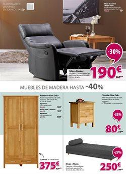 Ofertas de Sillón relax  en el folleto de JYSK en Barcelona