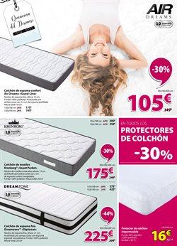 Ofertas de Colchones  en el folleto de JYSK en Madrid