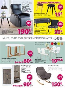 Ofertas de Taburete  en el folleto de JYSK en Málaga