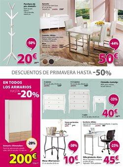 Ofertas de Mesa de comedor  en el folleto de JYSK en Madrid