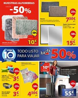 Ofertas de Complementos  en el folleto de JYSK en Alicante