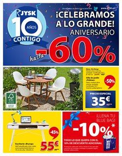 Ofertas de Hogar y muebles  en el folleto de JYSK en Mijas