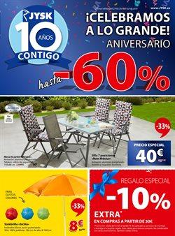 Ofertas de Hogar y muebles  en el folleto de JYSK en Palma de Mallorca