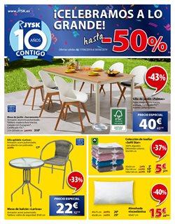 Ofertas de Hogar y muebles  en el folleto de JYSK en Benalmádena