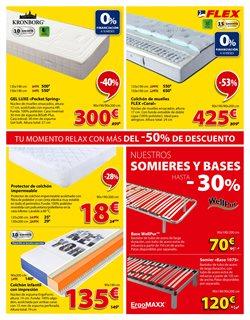Ofertas de Estructura cama  en el folleto de JYSK en Madrid