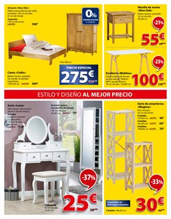 Ofertas de Dormitorios  en el folleto de JYSK en Madrid