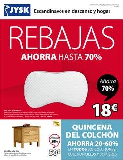 Ofertas de Hogar y Muebles  en el folleto de JYSK en Torrevieja