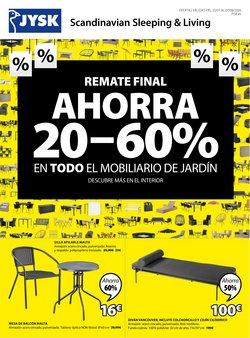 Catálogo JYSK en Jerez de la Frontera ( 4 días más )