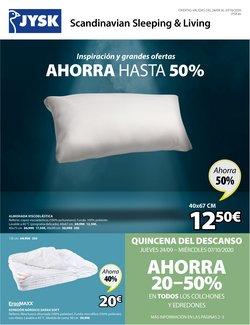 Catálogo JYSK en Córdoba ( 6 días más )