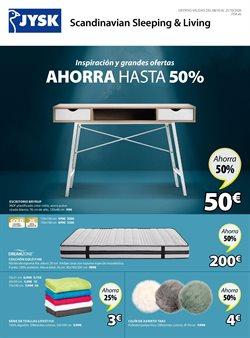 Ofertas de Hogar y Muebles en el catálogo de JYSK en Puerto del Rosario ( Caduca mañana )