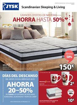 Ofertas de Hogar y Muebles en el catálogo de JYSK en Puerto del Rosario ( 8 días más )