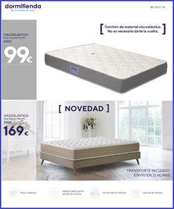 Ofertas de Dormitienda  en el folleto de Bilbao