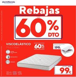 Catálogo Dormitienda en Vila-real ( 7 días más )