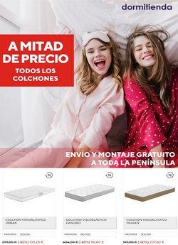 Catálogo Dormitienda ( Caduca hoy)