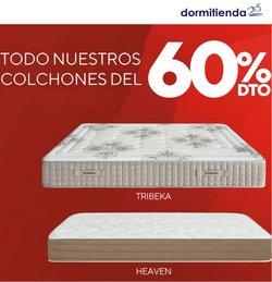 Ofertas de Dormitienda en el catálogo de Dormitienda ( Caducado)