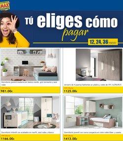 Ofertas de Muebles Max Descuento en el catálogo de Muebles Max Descuento ( Caducado)