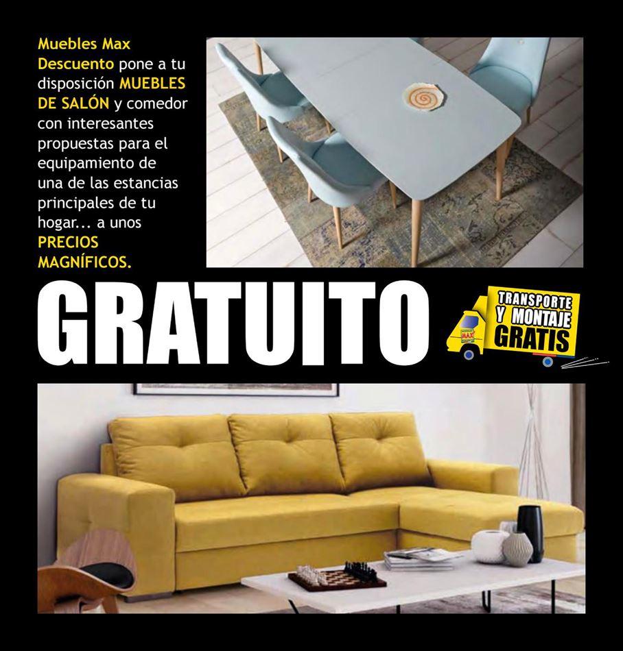 Muebles De Salon Almeria.Muebles Max Descuento Almeria Catalogos Y Ofertas Black