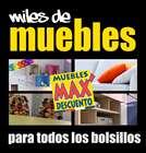 Catálogo Muebles Max Descuento en Murcia ( Caducado )