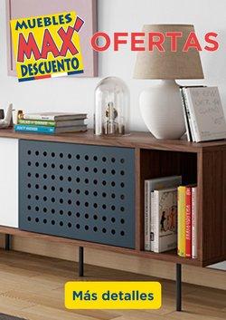 Catálogo Muebles Max Descuento ( 30 días más)