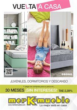 Ofertas de Hogar y muebles  en el folleto de Merkamueble en Badajoz