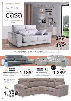 Comprar sof s en badajoz cat logos y ofertas - Merkamueble en sevilla ...