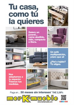 Ofertas de Merkamueble  en el folleto de Murcia