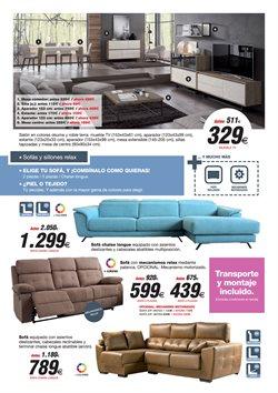 Ofertas de Sillas  en el folleto de Merkamueble en Zaragoza