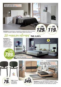 Ofertas de Sillas  en el folleto de Merkamueble en A Coruña