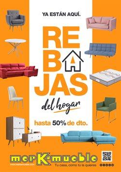 Ofertas de Merkamueble  en el folleto de Zaragoza