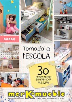 Ofertas de Merkamueble  en el folleto de Barcelona