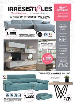 Ofertas de Muebles de salón  en el folleto de Merkamueble en Córdoba