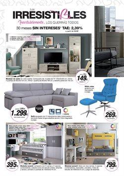 Ofertas de Dormitorio juvenil  en el folleto de Merkamueble en Madrid