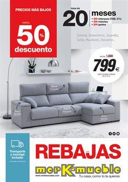 Ofertas de Merkamueble  en el folleto de Córdoba