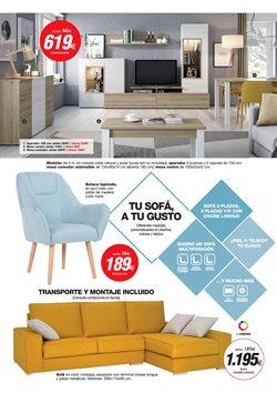 Ofertas de Mueble tv  en el folleto de Merkamueble en Madrid