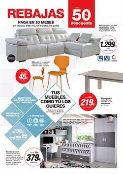 Ofertas de Dormitorio juvenil  en el folleto de Merkamueble en Alicante