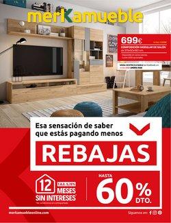 Ofertas de Hogar y Muebles en el catálogo de Merkamueble en Soria ( Más de un mes )