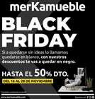 Catálogo Merkamueble ( 5 días más )