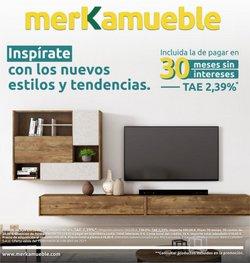 Ofertas de Merkamueble en el catálogo de Merkamueble ( Caducado)