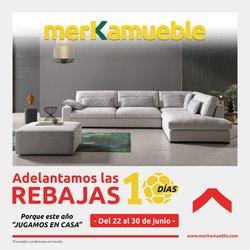 Catálogo Merkamueble ( Publicado hoy)