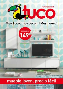 Ofertas de Hogar y muebles  en el folleto de Tuco en Calahorra