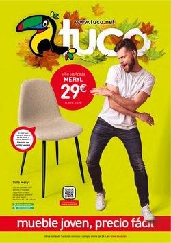 Ofertas de Hogar y Muebles  en el folleto de Tuco en Alcañiz