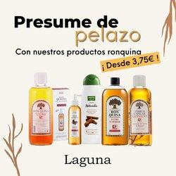 Ofertas de Perfumerías Laguna en el catálogo de Perfumerías Laguna ( Caducado)