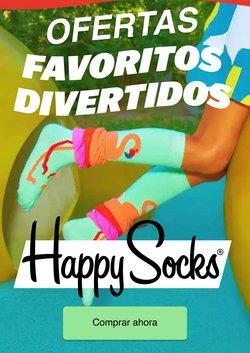 Ofertas de Happy Socks en el catálogo de Happy Socks ( Publicado ayer)