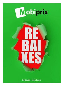 Ofertas de Mobiprix  en el folleto de Rubí