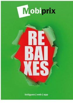 Ofertas de Mobiprix  en el folleto de Barcelona